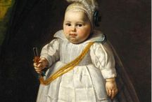 16th Century - Children / by Nicolin Bray