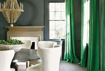 interiors // dining room / by Jane Bruner