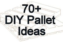 Pallets - Needed it's own board / by Kimberly Kelley