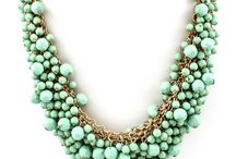 Necklaces / by Ashley Mosebey