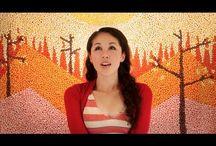 School Ideas - Art Videos / by Nicole Franczvai