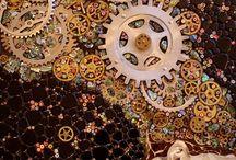 Mixed Media Mosaics / by Ciel Gallery