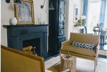 Formal living room / by Tamara Schwarting