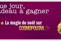 Spécial Noël / idées mode, beauté, psycho et sexo pour des fêtes réussies avec Cosmo ! / by Cosmopolitan France