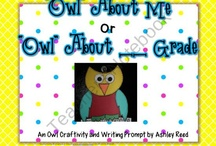 Owl Themed Education / by Sherri Clifton