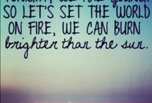 Quotes / by Caity Delgado