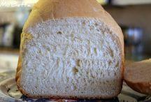 Bread machine recipes / by Kelli Jordan