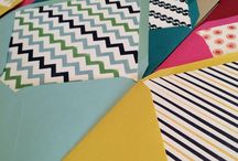 Patterns / by Studio H Paper