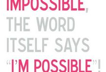 Quotes / #quotes #women #motivation #shoes / by Beth Blecherman