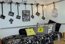 Dorm Ideas / by Soleil Borda
