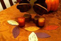Thanksgiving / by Kimberly Mathews
