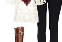 fall fashion / by Alexsa Squire