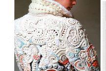 coats,cardi / knitt and croch / by Marie Anne Hekimian