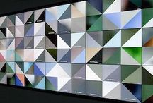 Interactive Wall / large-scale interactive, digital installations / by Iain Reid