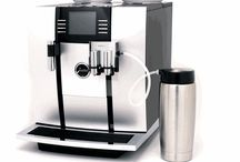 """Jura Espresso Machines / """"Jura-Capresso Espresso Machines; Specifically made for those who won't settle for second best…"""" / by Whole Latte Love .com"""