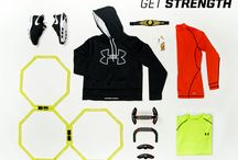 Get Strength - 2013 Gift Guide / Help the athlete on your list #PrepareToWin with Eastbay's Training Gift Guide. / by Eastbay