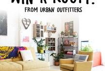 Urban room contest / by Monica Jean