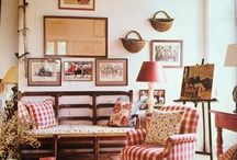 French and English Country Style / by Amanda Fuhrmann