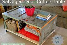 A new attitude  / Repurposed furniture ideas / by Pat Salvatini