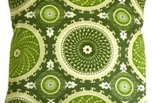 Fantastic Greens / by Pillow Decor