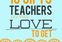 Teacher Appreciation / by Heather Stepp