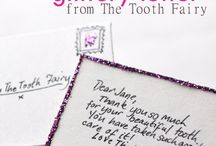 Tooth Fairy Ideas  / by Doretta Leikam Wright