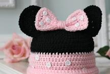 Crochet hats / by Shari Dyer