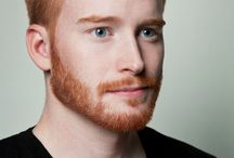 Hot Redheads (Gingers) / by Beautiful & Gorgeous Naked Men