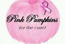 *Pink for the cure / by Linda Diane Martinez-Fenley