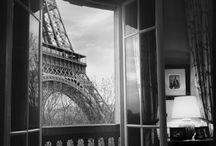Paris, je t'aime / La Dame de fer. / by Skarlet Von Troubles