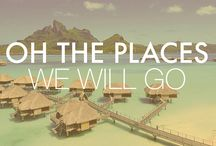 Oh The Places We Will Go / Oh The Places We Will Go / by ILY COUTURE