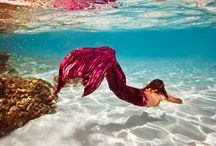 *Im really a mermaid* / by Mallory Roadman