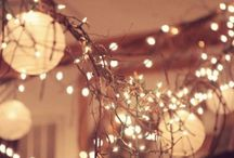 glow / lights, candles, beauty / by Allison Parks