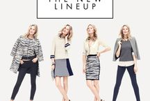 The New Lineup / by Ann Taylor