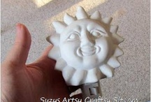 Crafts - Plaster / by Carla Chagas