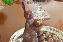 Easter decor, food, tablescapes / by Kaye Bailey