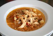 Soup.  Stews. / by Mia's Domain