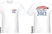 Cool Mitt Romney Gear / by Mitt Romney Central