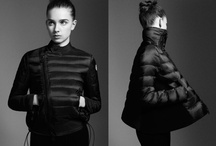 Mode Froid / Clothes for the cold winter months / by Kristina Anderson