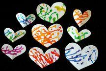 Preschool Valentines Day / by Vickie Westmoreland