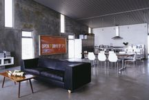 Urban & Industrial style / Urban And Industrial finishings for interiors / by Metropolis Ivas