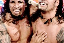 Jimmy and Jey- The Uso's / by Kayla Geiger