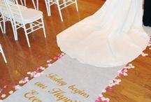 Don & Lindsey Wedding Ideas / by Lindsey Hancock
