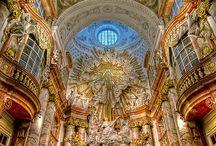 CHURCHES / by Bill Piniros