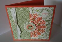 cards to make  / by Emily Fleming