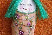dolls / by Maggie Scott