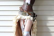Steampunk / Altered Art  / by Carly D'Amico