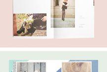 Editorial Design / BOOK/VISUAL/LAYOUT / by Sara Jang