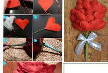 Bouquet craft / by Nusky