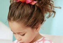 Girls Hair  / by Emma Arellano Flores
